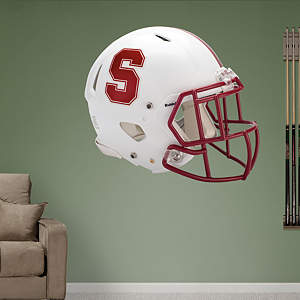 Stanford Cardinal Helmet Fathead Wall Decal